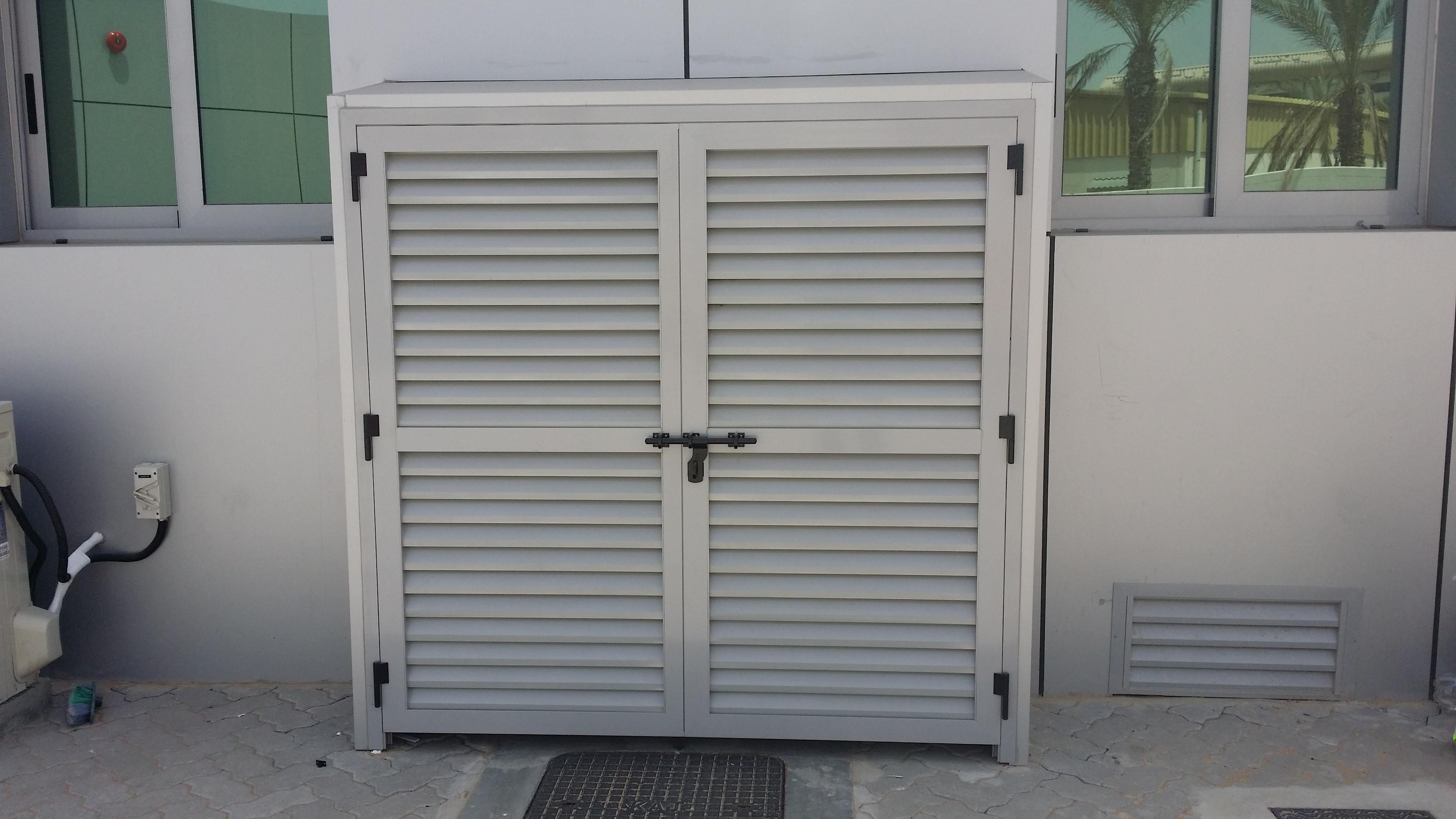 #5D634B Hamilton Group Recommended 5167 Metal Louvered Doors pics with 4128x2322 px on helpvideos.info - Air Conditioners, Air Coolers and more